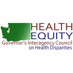 Washington State Governor's Interagency Council on Health Disparities Logo
